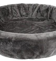 Petcomfort Petcomfort katten / hondenmand bont grijs