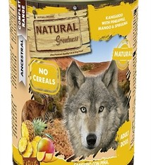 Natural greatness Natural greatness kangaroo / pineapple