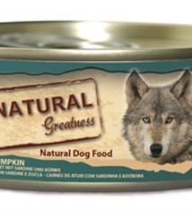 Natural greatness Natural greatness tuna fillet / sardine
