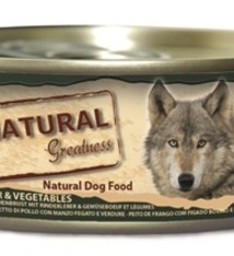 Natural greatness Natural greatness chicken / beef liver