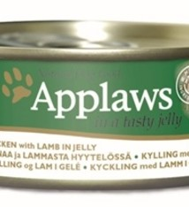 Applaws Applaws dog blik jelly chicken / lamb