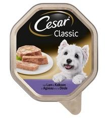 Cesar 14x cesar alu classic pate met lam en kalkoen