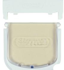 Petsafe Petsafe luik+frame+batterijkap 300/400/500 wit