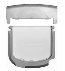 Petsafe Petsafe luik+frame+batterijkap 300/400/500 grijs