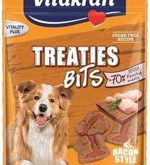 Vitakraft Vitakraft treaties bits bacon style kip