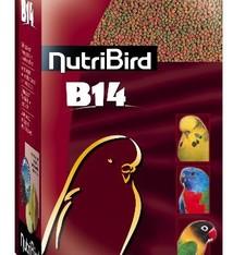 Nutribird Nutribird b14 onderhoudsvoeder