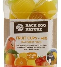 Back zoo nature Back zoo nature fruitkuipje mix papegaai