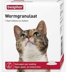 Beaphar Beaphar wormgranulaat kitten.kat