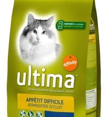 Ultima Ultima kat verminderde eetlust