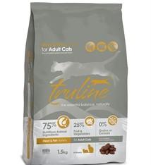 Truline Truline ultra premium kat adult vis/vlees