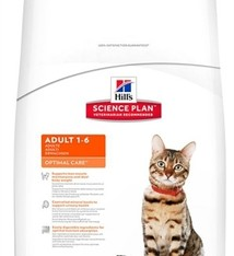 Hill's science plan Hill's feline adult optimal care lam