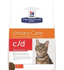 Hill's prescription diet Hill's feline c/d urinary stress