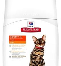 Hill's science plan Hill's feline adult light kip