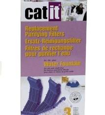 Catit Hagen set a3 filters voor catit waterfountain