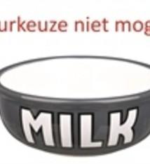 Trixie Trixie voerbak keramiek milk&more assorti