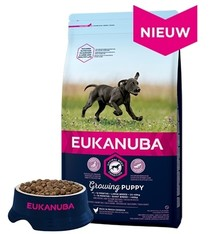 Eukanuba Eukanuba dog developingjunior large breed chicken