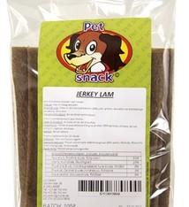 Petsnack 14x petsnack lam/rijst jerkey's