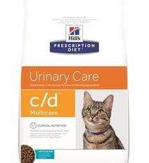 Hill's prescription diet Hill's feline c/d ocean fish