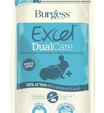 Burgess Burgess excel dual care konijnenvoer