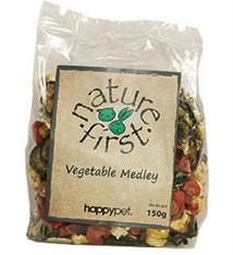 Happy pet Happy pet nature first vegetable medley