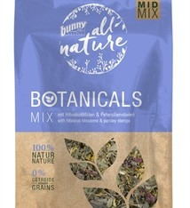 Bunny nature Bunny nature botanicals midi mix hibiscusbloesem / peterselie stelen