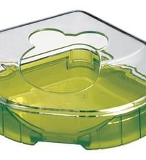 Zolux Zolux hamstertoilet rody lounge groen
