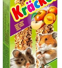 Vitakraft Vitakraft hamster kracker fruit