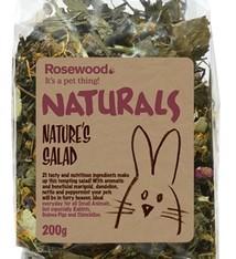 Naturals Rosewood naturals natuurlijke salade