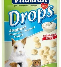Vitakraft Vitakraft konijn yogurtdrops