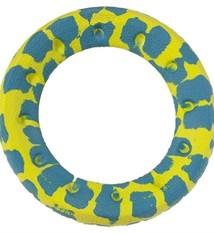 Foaber Foaber roll ring foam / rubber blauw / groen