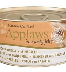 Applaws Applaws cat blik adult chicken / mackerel