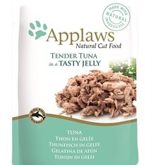 Applaws 16x applaws cat jelly tuna wholemeat