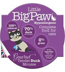 Little big paw Little big paw gourmet malse eend mousse