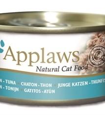 Applaws 24x applaws cat blik kitten tuna