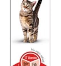 Gimcat Gimcat multi-vitamine pasta extra
