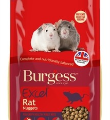Burgess Burgess excel rat nuggets