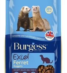 Burgess Burgess excel ferret nuggets
