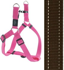 Rogz for dogs Rogz for dogs snake step-in tuig choco
