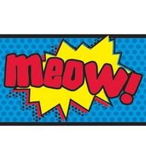 Pet rebellion Pet rebellion voermat meow