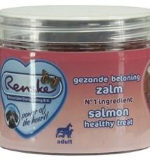 Renske Renske hond gezonde beloning mini hartjes zalm