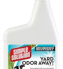 Simple solution Simple solution yard odour away