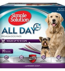 Simple solution Simple solution all day premium dog pads