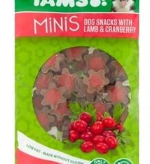 Iams Iams mini's snack lam / cranberry light