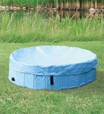 Trixie Trixie afdekzeil voor hondenzwembad lichtblauw