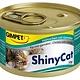 Gimcat 24x gimcat shinycat in jelly kip / garnalen