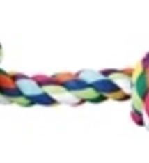 Trixie Trixie flostouw 4-knoop multicolor