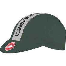 CASTELLI RETRO 3 CAP-FOREST GRAY
