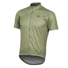 PEARL IZUMI PI SHIRT SELECT LTD WILLOW PAISLEY GRN