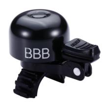 BBB BBB-15 FIETSBEL LOUD&CLEAR DELUXE ZWART