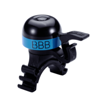 BBB BBB-16 FIETSBEL MINIFIT ZWART/BLAUW